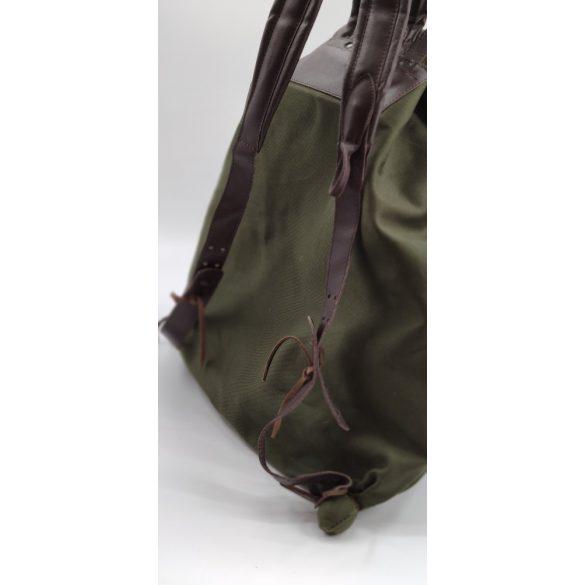 Plátený batoh malý