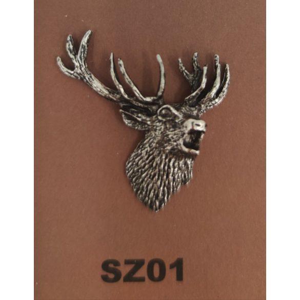 Broşă pentru pălărie SZ01