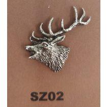 Broşă pentru pălărie SZ02