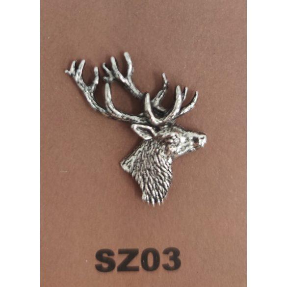 Broşă pentru pălărie SZ03