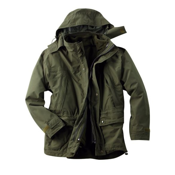 3 in 1 Bush kabát