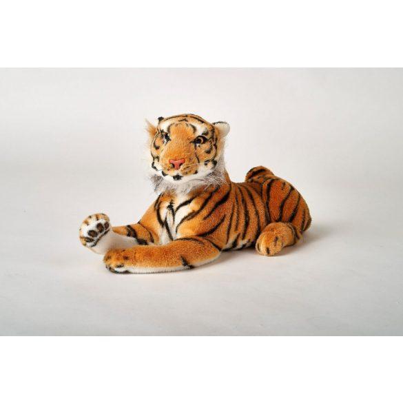Plüss tigris 45 cm