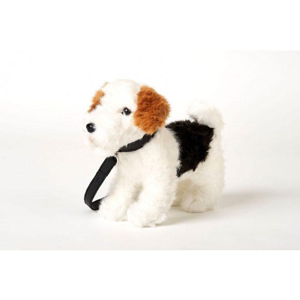 Fox terrier pórázzal - 27 cm