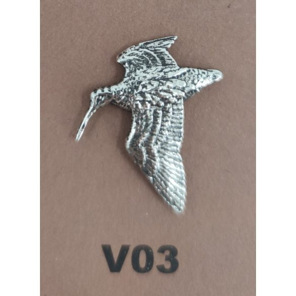 Kalapkitűző V03